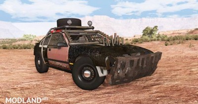 Ibishu 200BX Mad Max v 0.3 [0.9.0], 1 photo